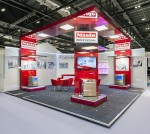 Custom build exhibition stands
