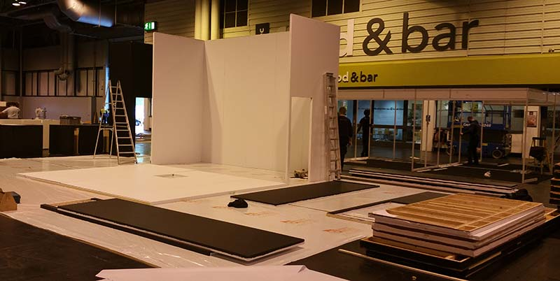 Exhibition Stand Design & Build NEC